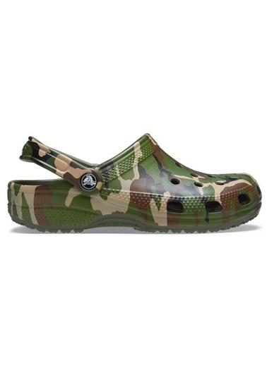 Crocs Classic Erkek Terlık 206454-3Tc Yeşil